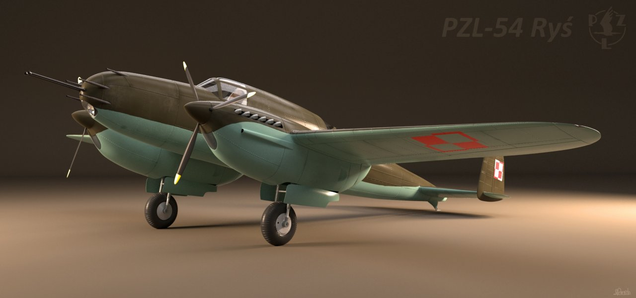 The Chase (PZL-54)